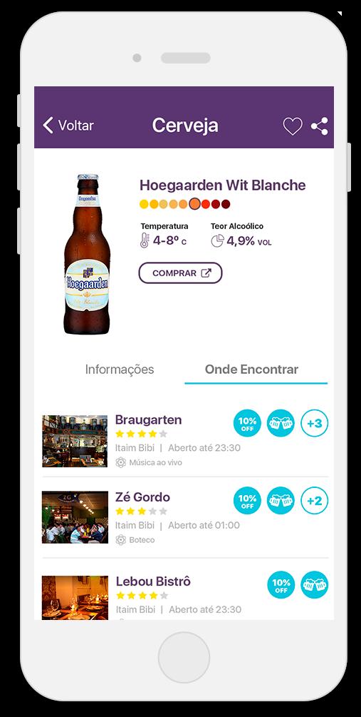 Onde Encontrar Cerveja - Pedida de Hoje